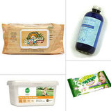 Green Baby! Keep Baby Safe and Clean With All-Natural Baby Wipes