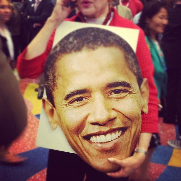 Oh hey, Barack. It has been all about the big man on campus this week.
