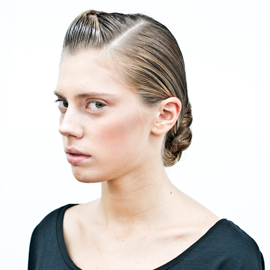Exclusive! See the Hair Test For Buzzed-About Designers Suno