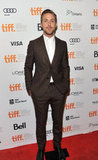 Ryan Gosling and Eva Mendes Pose at TIFF With Bradley Cooper