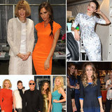 See How Victoria, SJP, Miranda, and More Spent Fashion's Night Out