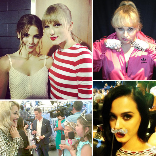 Rihanna, Katy, Taylor, and More Share Cute VMAs Candids!