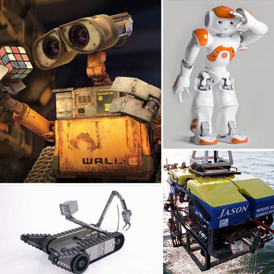 Which Is Your Favorite Robot?