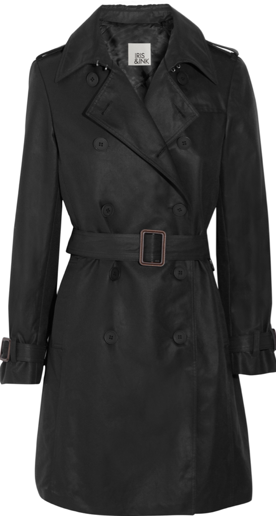 Iris & Ink Trench ($310)