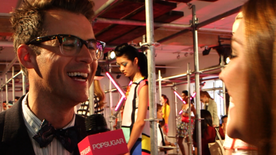 "Brad Goreski Sells Us on Kate Spade's ""Fantasia of Colors"" For Spring '13"