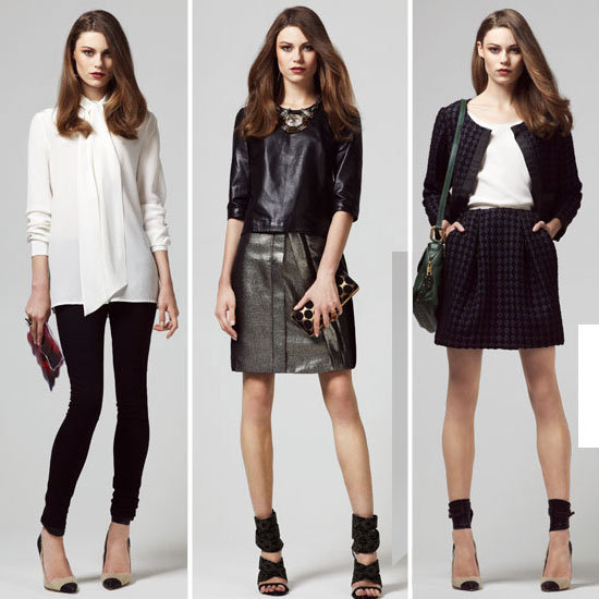 First Look! The Outnet's In-House Line of Stylish Basics, Iris & Ink