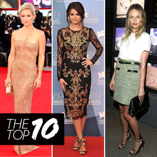 Two Kates and a Selena Top Our Most-Loved Looks of the Week