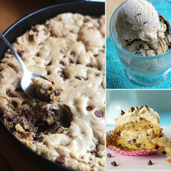 Reinvented Kiddie Food: Chocolate Chip Cookies