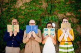 Bridal Party Book Props