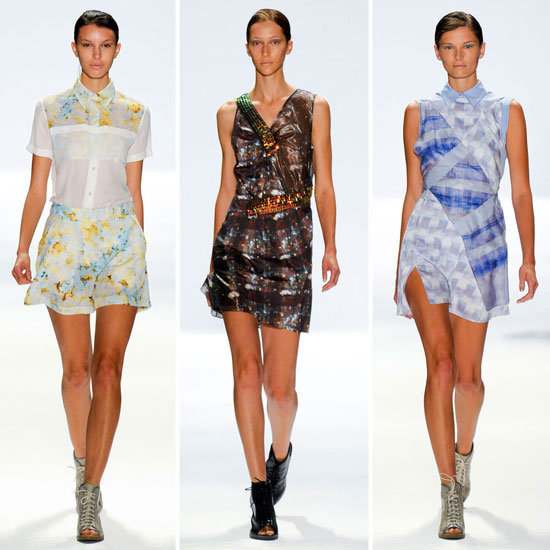 2013 Spring New York Fashion Week: Richard Chai Love