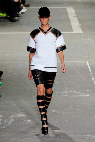 Alexander Wang Spring 2013