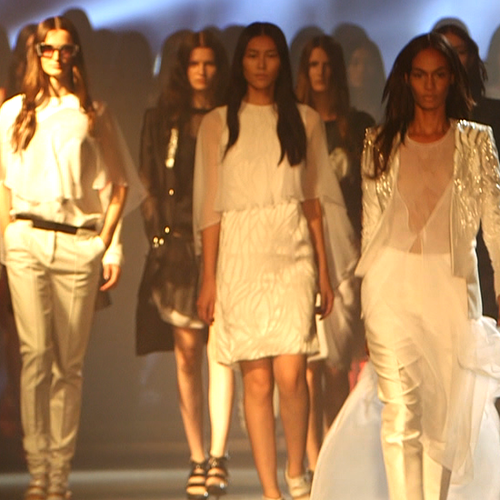 Video: All The Looks From Prabal Gurung's Spring 2013 New York Fashion Week Collection