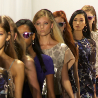 Rebecca Taylor Spring 13 Runway (Video)