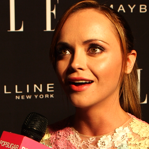 Video: Christina Ricci Talks Self Confidence And Style
