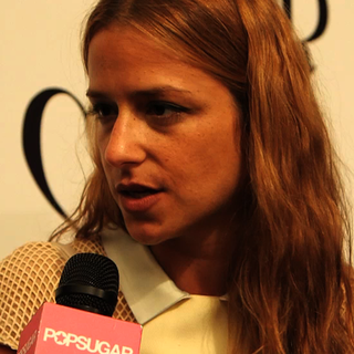 Charlotte Ronson Fashion Week Interview (Video)