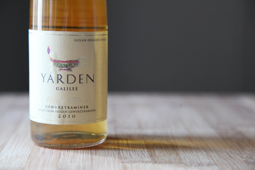 2010 Yarden Galilee Late Harvest Gewurztraminer