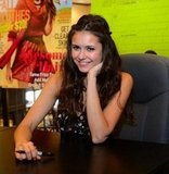 Nina Dobrev Excites Her Atlanta Fans at a Signing and Screening