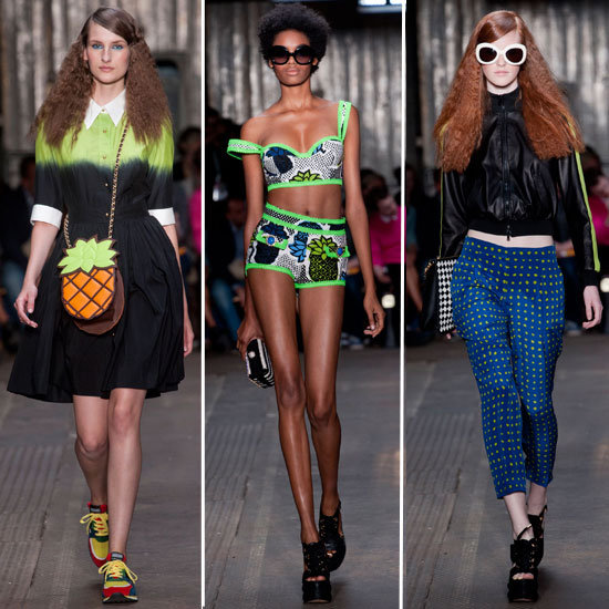 Moschino Cheap &amp; Chic Spring 2013 | Pictures