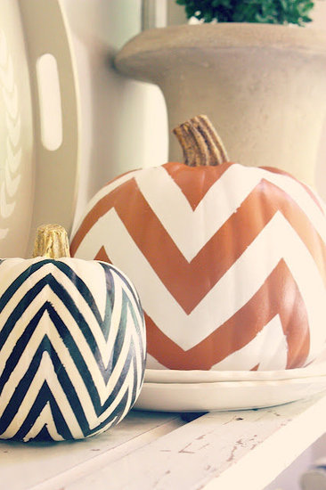 Trendy Chevron Stripes
