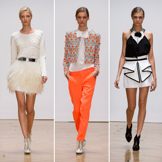 All The Looks From Sass & Bide At London Fashion Week!