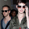 Anne Hathaway and Adam Shulman Travel Together