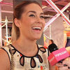 Lauren Conrad at 2012 New York Fashion Week (Video)