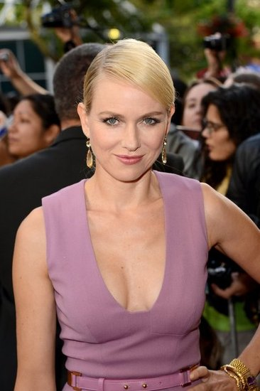 Naomi Watts hit the red carpet at the Toronto International Film Festival.