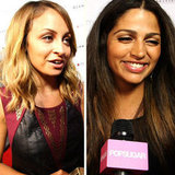 Video: Nicole Richie and Camila Alves Talk Fashion And Families