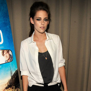 Kristen Stewart für On the Road in New York