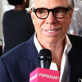 Tommy Hilfiger Spring 2013 Interview (Video)