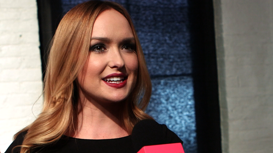 Gossip Girl's Kaylee DeFer Talks Blake and Ryan's Surprise Wedding!