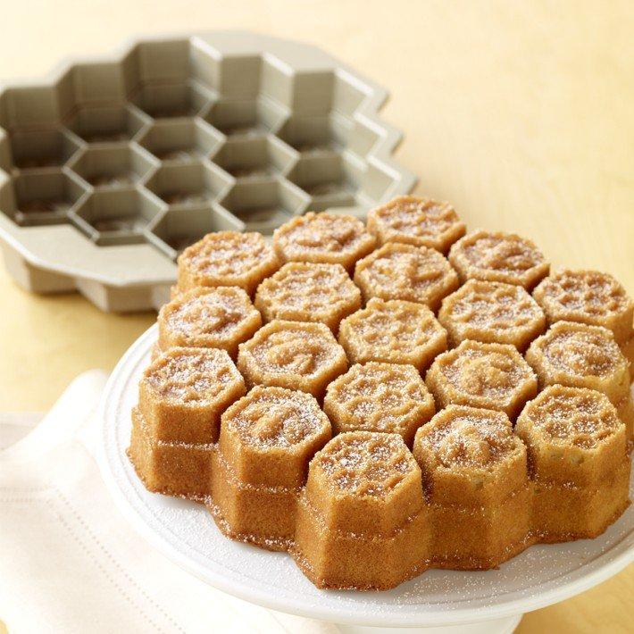 Honeycomb Cake