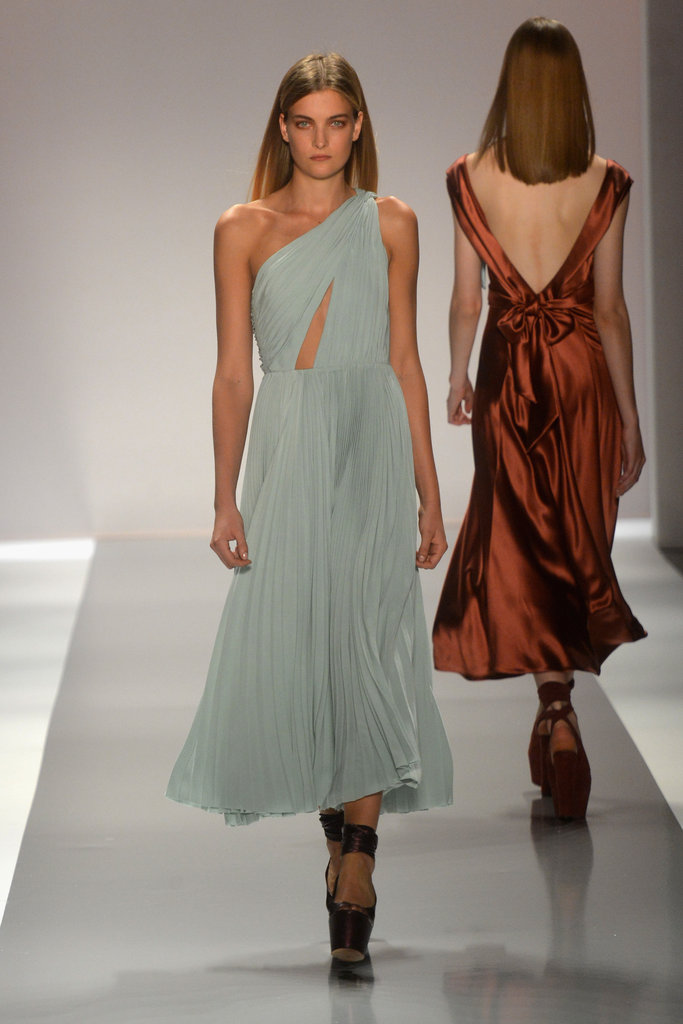 2013 Spring New York Fashion Week: Jill Stuart
