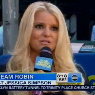 Video: Jessica Simpson Talks Fashion and Baby Clothes on GMA