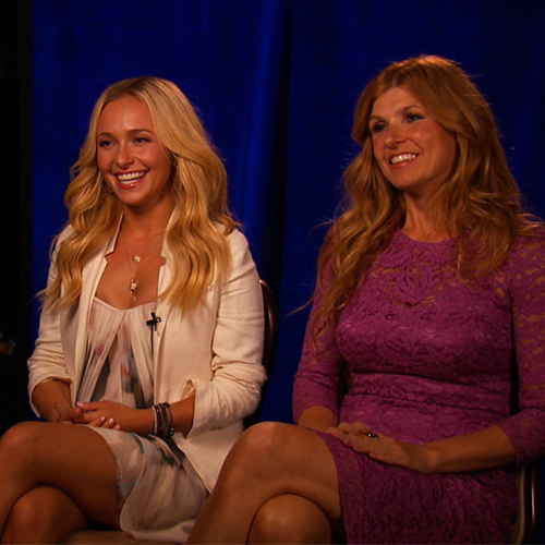 Connie Britton Interview For Nashville (Video)