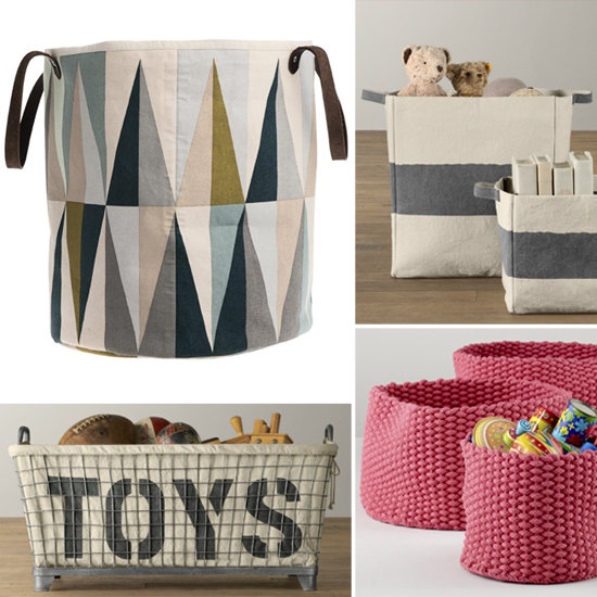 11 Bins Designed to Store Your Toys in Style