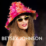'80s Crimping Irons Make a Comeback at Betsey Johnson