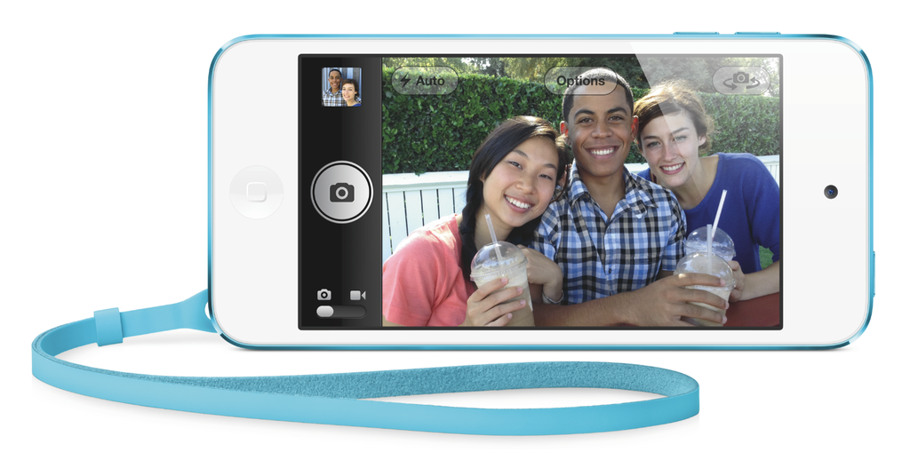 iPod Touch — HD Flash Camera