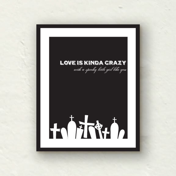 Love Is Kinda Crazy ($17)