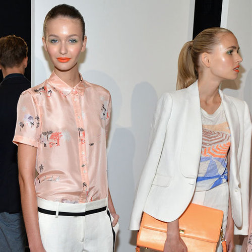 Pictures and Review of J.Crew's Spring Summer New York Fashion Week Presentation