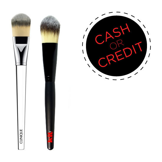 Cash or Credit: Foundation Brushes on Every Budget