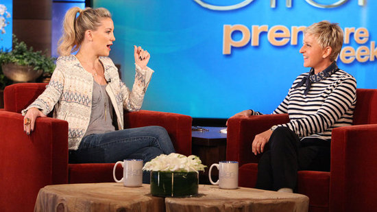 "Video: Kate Hudson on Bing's ""Not Normal"" Birth and Wedding Plans"