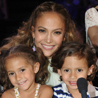 Jennifer Lopez Talking About Divorce (Video)