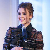 Interview: Jessica Alba Talks About Honor And Haven, Narciso Rodrigues And Organic Chips