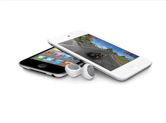 Fourth Generation iPod Touch