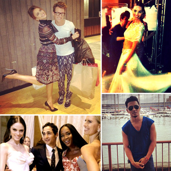 Pictures of Celebrities on Social Media | September 13, 2012
