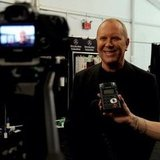 Michael Kors shared a backstage moment. Source: Instagram user michaelkors