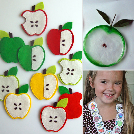 rosh hashanah crafts for kids popsugar moms