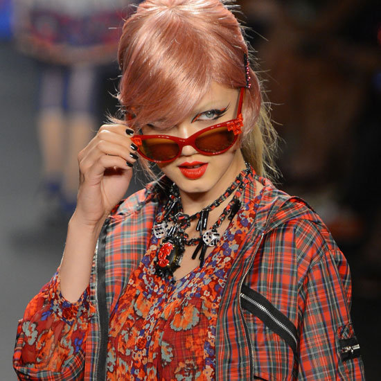 2013 Spring New York Fashion Week: Anna Sui