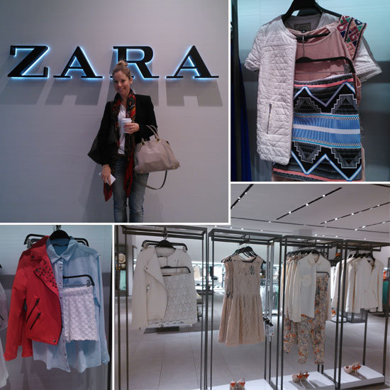 Zara Westfield Bondi Junction Opens Today: Take the In-Store Tour With FabSugar Australia!